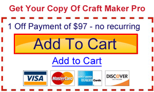 Craft Maker Pro Purchase Button