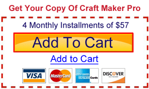 Craft Maker Pro Installmant Options